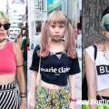 """Giới trẻ Nhật và những phong cách """"chẳng giống ai"""" 1"""