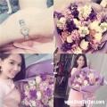 Tổng kết Valentine: Sao Việt nhận quà là đồng hồ kim cương, túi xách trăm triệu 7