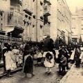 Hình ảnh khu phố Flower và Dean Street năm 1902