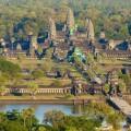 Khu đền thiêng Angkor Wat