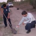 Các hòn đá dị thường được tìm thấy tại bang Sonora, tây bắc Mexico.