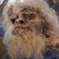 """Xác ướp đầu tiên với râu tóc dài và bạc trắng mà một số nhà nghiên cứu cho rằng giống với nguyên mẫu của """"thần rừng Satyrs"""""""