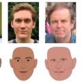Nhóm nghiên cứu đã lấy các bức ảnh chụp chân dung bình thường trên mạng và mô phỏng chúng dưới dạng hoạt hình để tìm ra những đặc điểm then chốt, quyết định ấn tượng đầu tiên về đối tượng