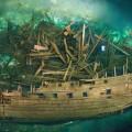Xác tàu chiến Mars bị mất tích gần 500 năm tại biển Baltic