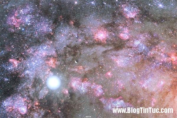 thien ha xa xoi Phát hiện sự ra đời của thiên hà cổ xưa nhất vũ trụ