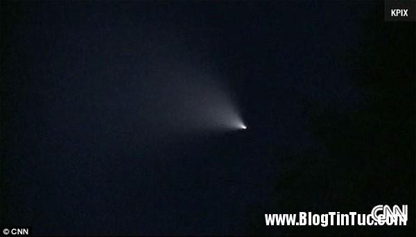 anh sang bi an Chùm sáng lạ, bí ẩn bất ngờ xuất hiện trên bầu trời Mỹ