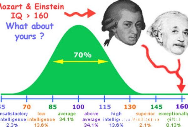 tri thong minh1 Sự thật về của những quan niệm sai lầm về trí thông minh mà ít ngươi biết