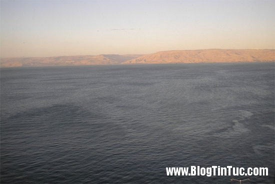 galilee Cấu trúc bí ẩn kì lạ dưới biển Israel