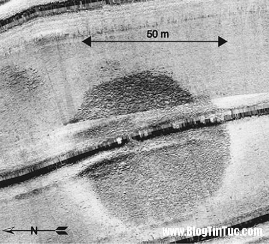 galilee2 Cấu trúc bí ẩn kì lạ dưới biển Israel