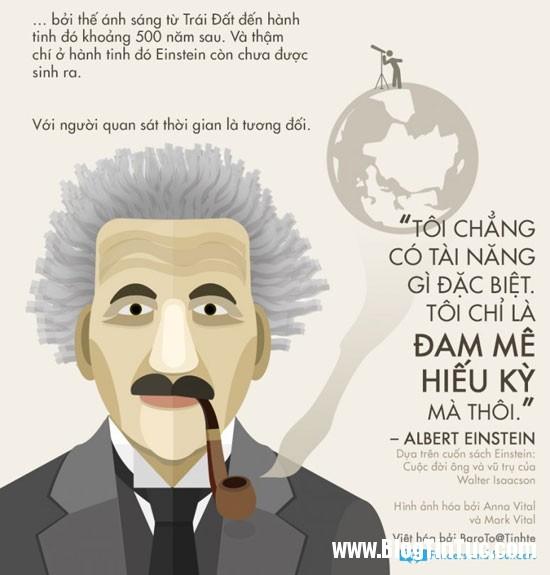 anbert einstein 9 Anbert Einstein   Cuộc đời của một tài năng huyền thoại