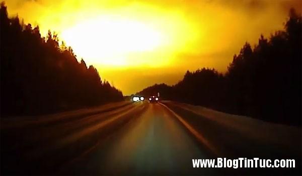 anh sang bi an Xuất hiện ánh sáng chói lòa bí ẩn trên bầu trời Nga