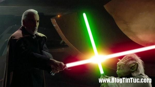 lightsaber 3 Vì sao kiếm ánh sáng (Lightsaber) không thể trở thành hiện thực?