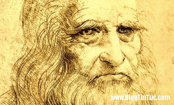 Leonardo da Vinci Thiên tài Leonardo da Vinci và những bí mật không phải ai cũng biết