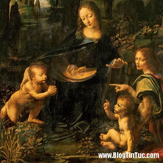 nu than sophia Thiên tài Leonardo da Vinci và những bí mật không phải ai cũng biết