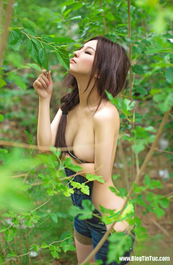 mgqwbhlho3a Siêu mẫu Hồng Kông khoe dáng nóng bỏng