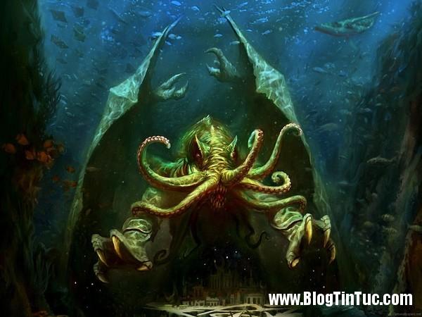 am thanh 3 Âm thanh bí ẩn dưới đại dương