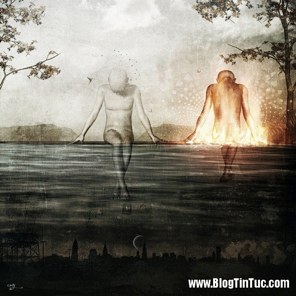 linh cam 1 Con người có thể linh cảm trước cái chết hay không?
