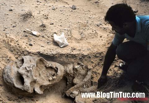 nguoi ngoai hanh tinh 1 Ghé thăm nghĩa địa người ngoài hành tinh ở châu Phi